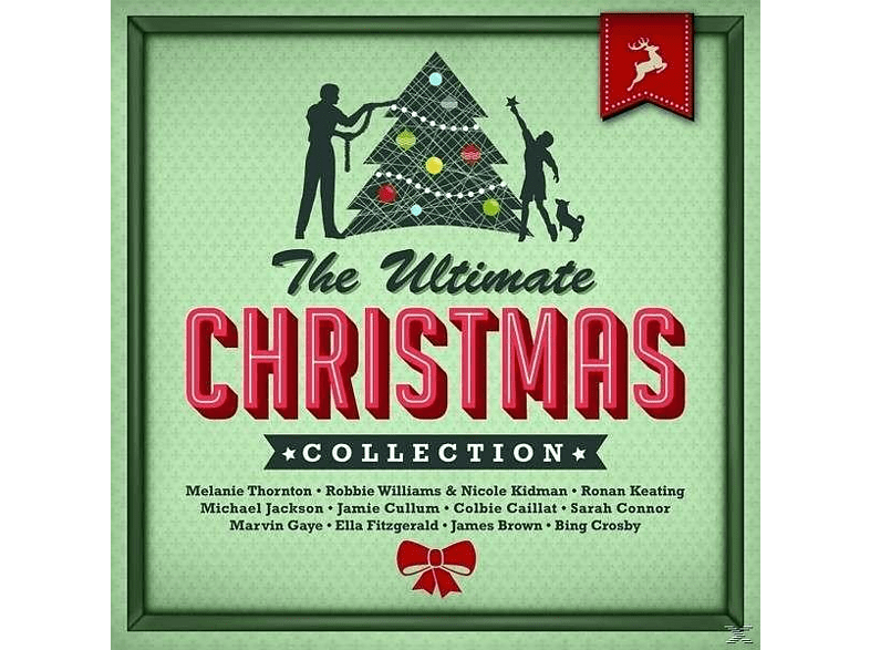 VARIOUS - The Ultimate Christmas Collection [CD]