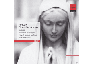 Richard Hickox, Westminster Singers, City Of London Sinfonia, Dubosc Catherine - Gloria, Stabat Mater - (CD)