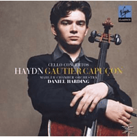 Gautier Capucon - Haydn: Cello Concertos [CD]