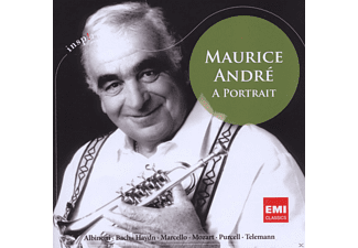 Maurice Andre - Maurice Andre: A Portrait - (CD)