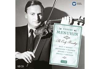 Yehudi Menuhin - The Early Recordings - (CD)