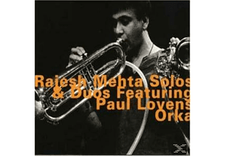 P. Lovens - Solos & Duos/Orka - (CD)