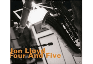 Marcio Mattos, Stan Adler, Paul Clarvis - Four And Five - (CD)