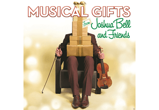 Joshua Bell, VARIOUS - Musical Gifts From Joshua Bell & Friends [CD]