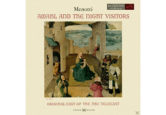 VARIOUS - Amahl And The Night Visitors - (CD)