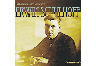 Erwin Schulhoff/Taffanel Woodwind Ensemble - Erwin Schulhoff: His Complete Piano Recordings - (CD)