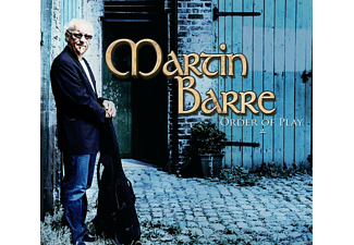 Martin Barre - Order Of Play - (CD)