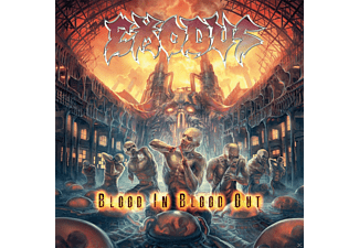 Exodus - Blood In Blood Out - (CD)
