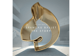 The Story - The Verybest of Spandau Ballet CD
