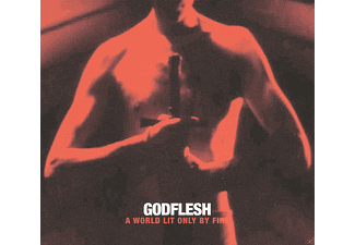 Godflesh - A World Lit Only By Fire - (CD)