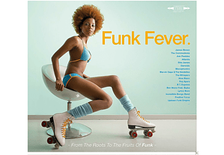 VARIOUS - Funk Fever. - (CD)