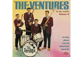The Ventures - In The Vaults Vol.5 - (CD)