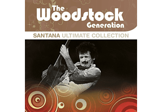 Carlos Santana - The Woodstock Generation - Ultimate Collection - (CD)