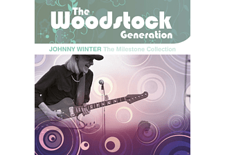 Johnny Winter - The Woodstock Generation - The Milestone Collection - (CD)