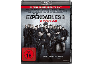 The Expendables 3-A Man´s Job (Uncut) - (Blu-ray)