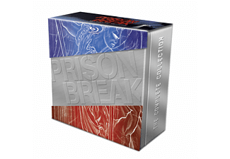 Prison Break - The Complete Collection | Blu-ray
