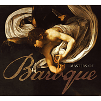 VARIOUS - Masters Of Baroque [CD]
