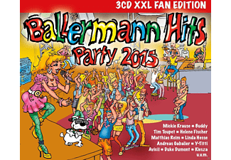 VARIOUS - Ballermann Hits Party 2015 - (CD)