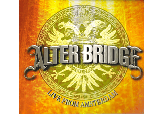 Alter Bridge - LIVE FROM AMSTERDAM - (CD + DVD Video)