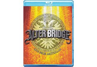 Alter Bridge - LIVE FROM AMSTERDAM - (Blu-ray)