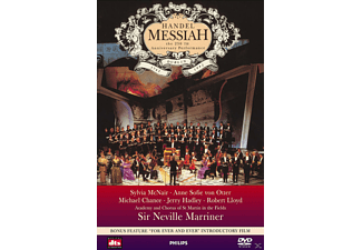 VARIOUS, Academy of St. Martin in the Fields Chorus - Messiah - The 250th Anniversary Performance - (DVD)