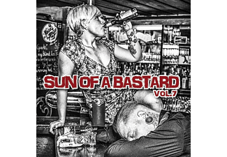 VARIOUS - Sun Of A Bastard - Vol.7 - (CD)