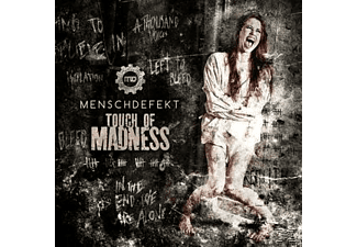 Menschdefekt - Touch Of Madness - (CD)
