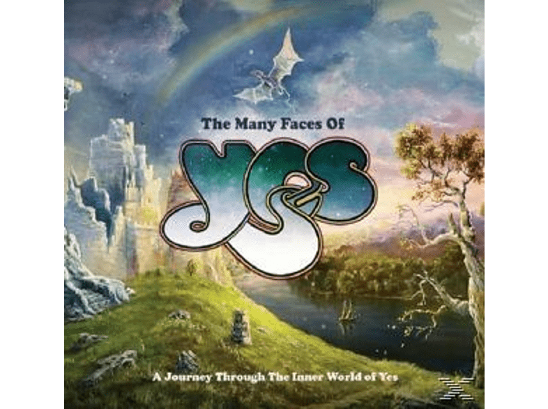 Yes, Various - Many Faces Of Yes [CD]