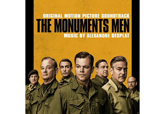 London Symphony Orchestra - Monuments Men/Ost - (CD)