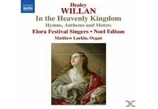 Elora Festival Singers, Edison/Elora Festival Singers - In The Heavenly Kingdom - (CD)