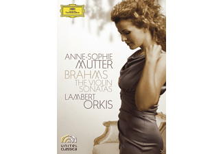 Anne-Sophie Mutter, Lambert Orkis - THE VIOLIN SONATAS - (DVD)