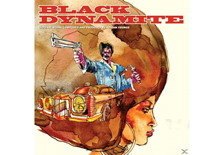 Adrian Younge - Black Dynamite (Original Score/Deluxe Edition) [CD]