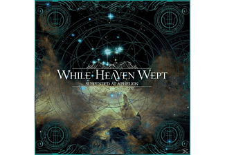 While Heaven Wept - Suspended At Aphelion - (CD)