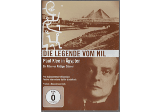 Paul Klee in Ägypten - Die Legende vom Nil - (DVD)