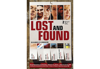 LOST AND FOUND - (DVD)