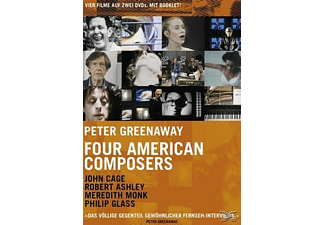 Four American Composers - (DVD)