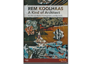 REM KOOLHAAS - A KIND OF ARCHITECT - (DVD)