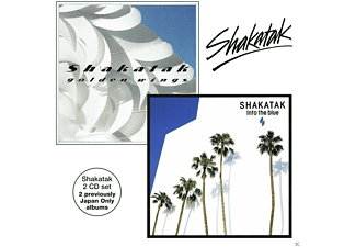 Shakatak - Golden Wings / Into The Blue [CD]