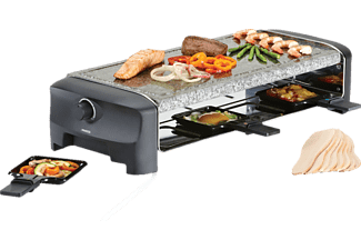 PRINCESS 162830 Raclette 8 Stone Grill Party