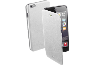 CELLULAR LINE Book Leather Case White - (BOOKESSIPH655W)