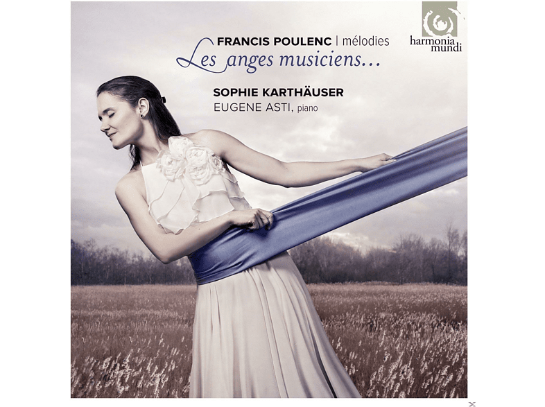 Sophie Karthauser, Eugene Asti - Les Anges Musiciens... [CD]