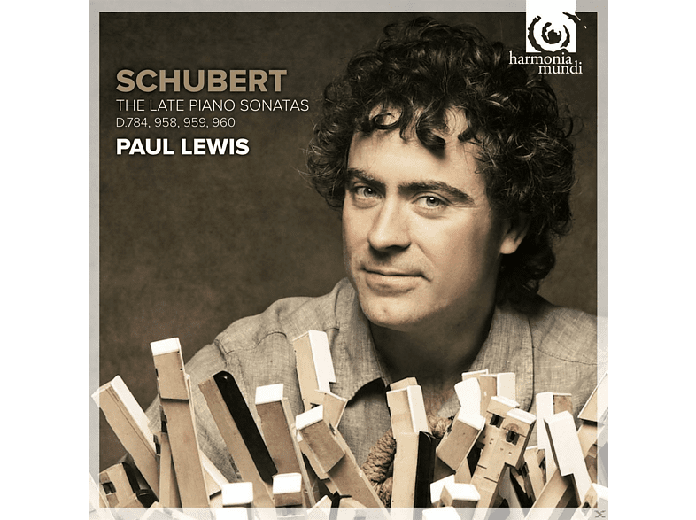 Paul Lewis - Late Piano Sonatas [CD]