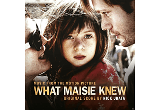 Nick Urata - What Maisie Knew - Music From The Motion Picture [CD]