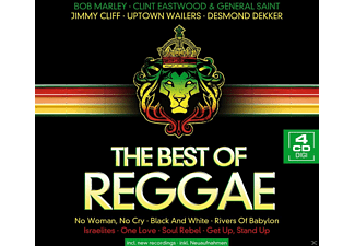 VARIOUS - The Best Of Reggae (4 CD Box) - (CD)