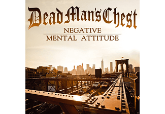 Dead Man's Chest - Negative Mental Attitude - (CD)