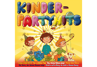 VARIOUS - Kinderpartyhits - (CD)