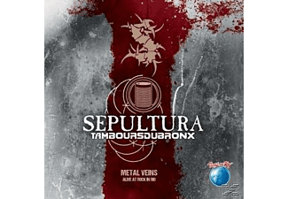 Sepultura - Metal Veins-Alive At Rock In Rio - (Vinyl)