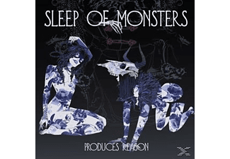 Sleep Of Monsters - Produces Reason (Blue) - (Vinyl)