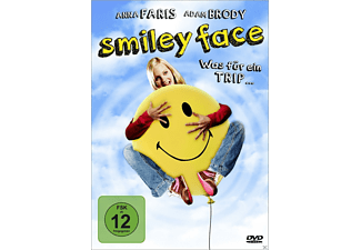 Smiley Face - Was für ein Trip...! - (DVD)