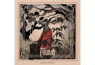 Alunah - Awakening The Forest (CD)